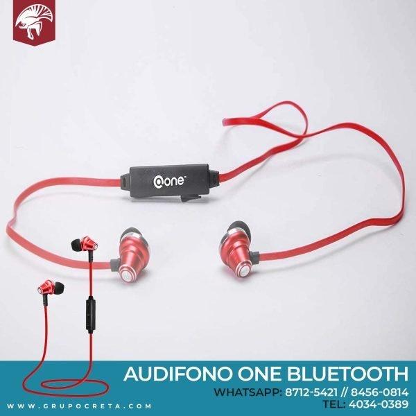 Audifono one bluetooth
