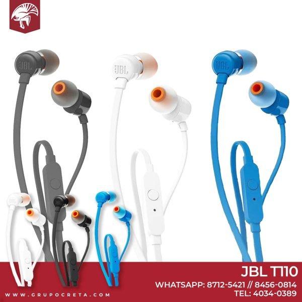 Audífonos JBL Tune 110 Creta Gaming