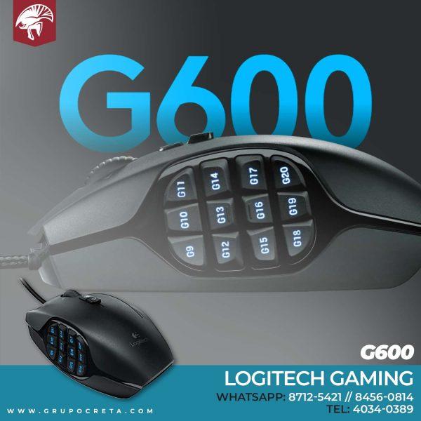 Logitech G600 Gaming