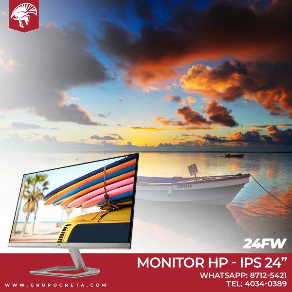 Monitor HP 24fw (3ks62AA)