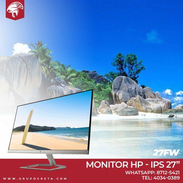 Monitor HP 27fw (3ks64AA)