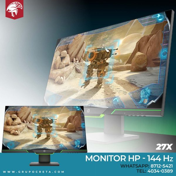 Monitor HP 144Hz (3wl52AA)