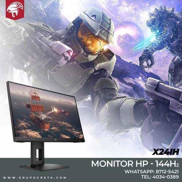 Monitor HP X24ih Gaming