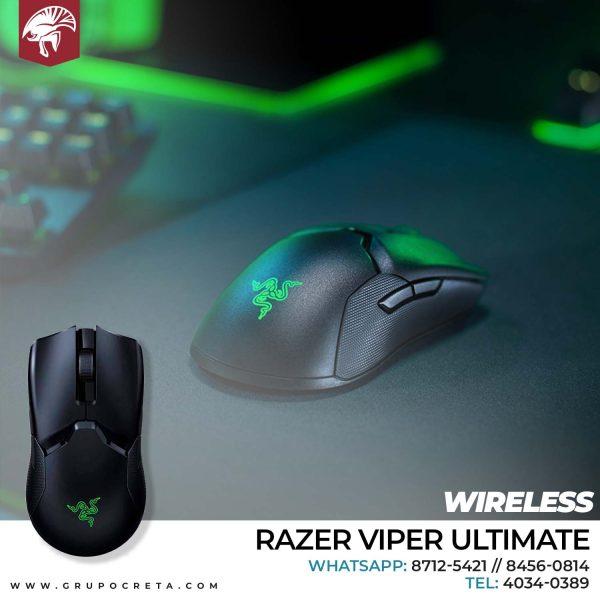Razer Viper Wireless Ultimate Creta Gaming