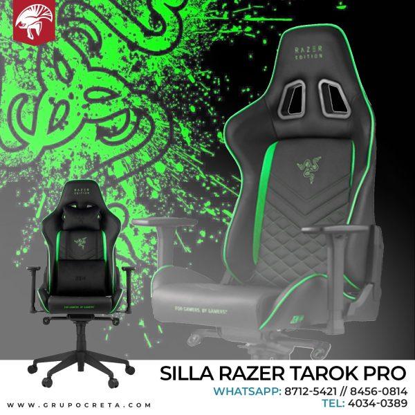 Silla Razer Tarok Pro Creta Gaming