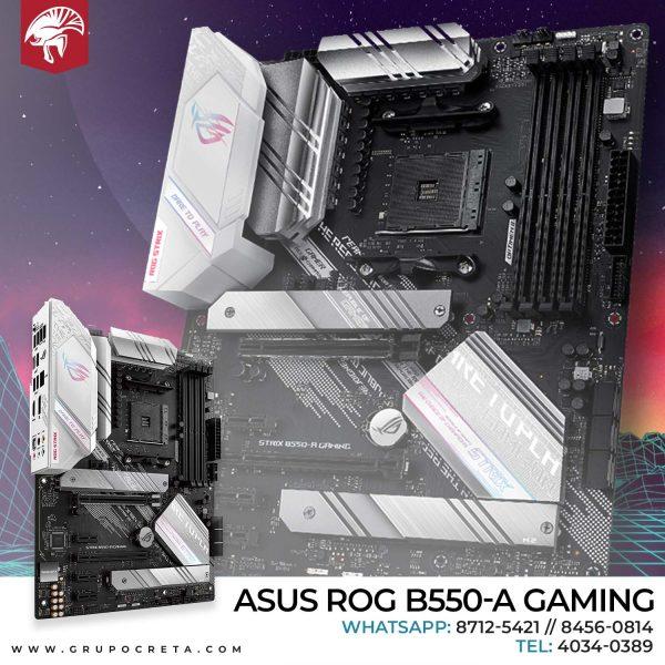 Tarjeta madre ASus ROG Strix B550-A Creta Gaming