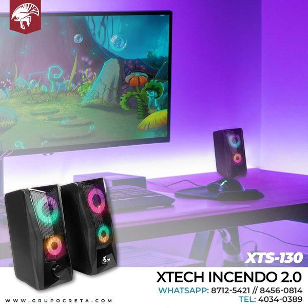 Xtech Incendo 2.0