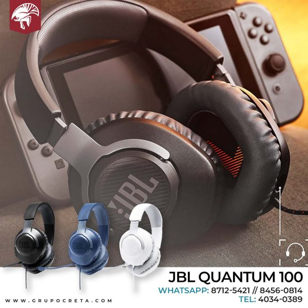 jbl QUANTUM 100 Creta Gaming