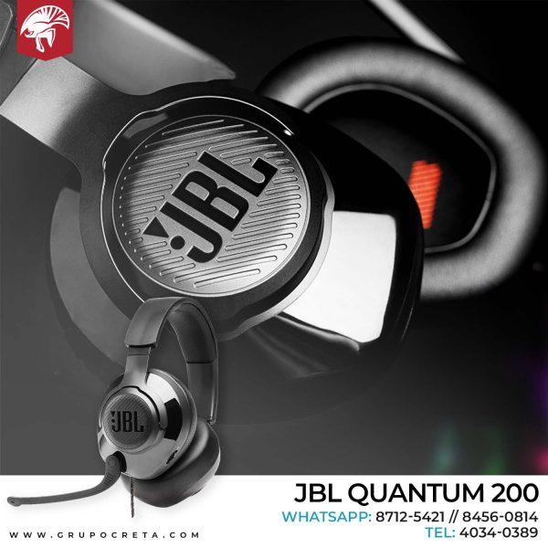 jbl QUANTUM 200 Creta Gaming