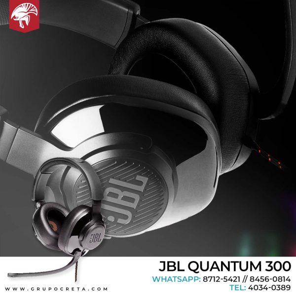 jbl QUANTUM 300 Creta Gaming