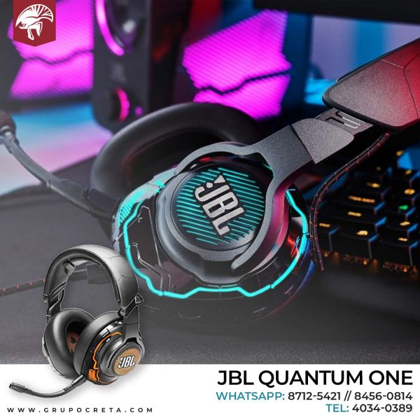 jbl QUANTUM one Creta Gaming