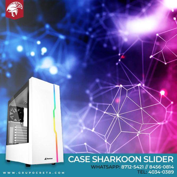 sharkooon slider blanco RGB