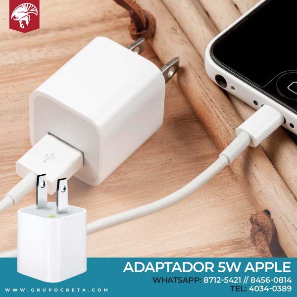 Adaptador de corriente USB Apple