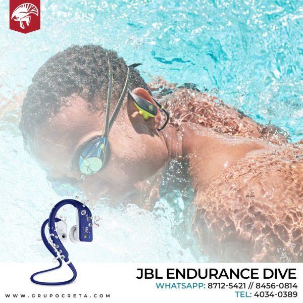 Audífonos JBL Endurance Dive Creta Gaming