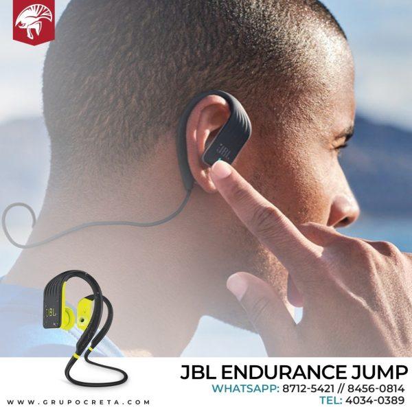 Audífonos JBL Endurance Jump Creta Gaming