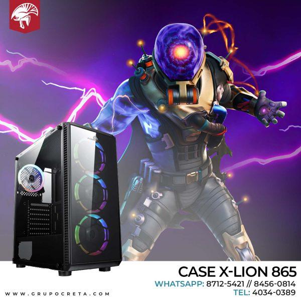 Case X-Lion 865