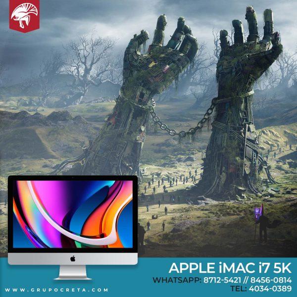Computadora Apple Imac Core i7 Retina 5k Creta Gaming
