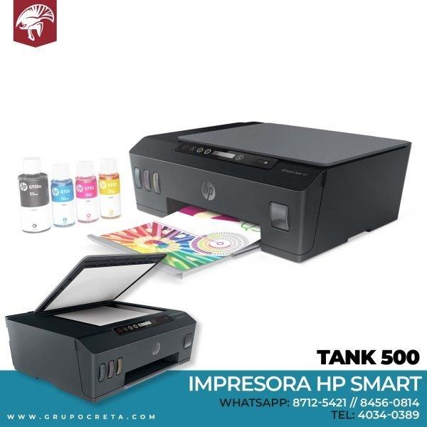 Hp smart tank 500 Creta gaming