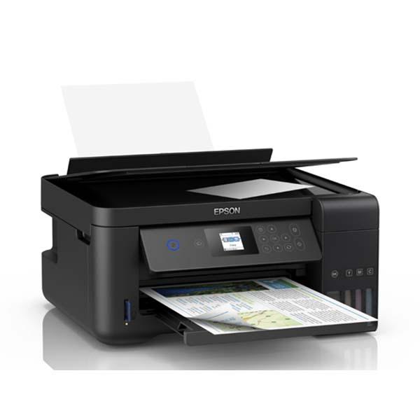 Impresora Epson Multifuncional Ecotank L4160 USB/WIFI Creta Gaming