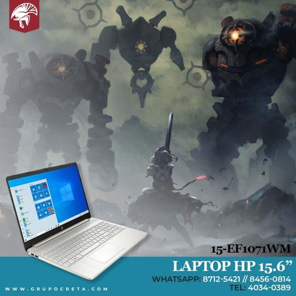 Laptop Hp 15-ef1071wm 15.6 Creta Gaming