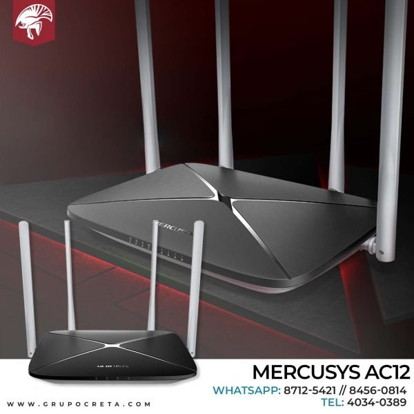 Mercusys AC12 Creta Gaming