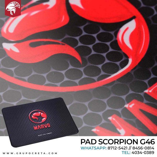 Mouse pad Scorpion G46 Creta Gaming