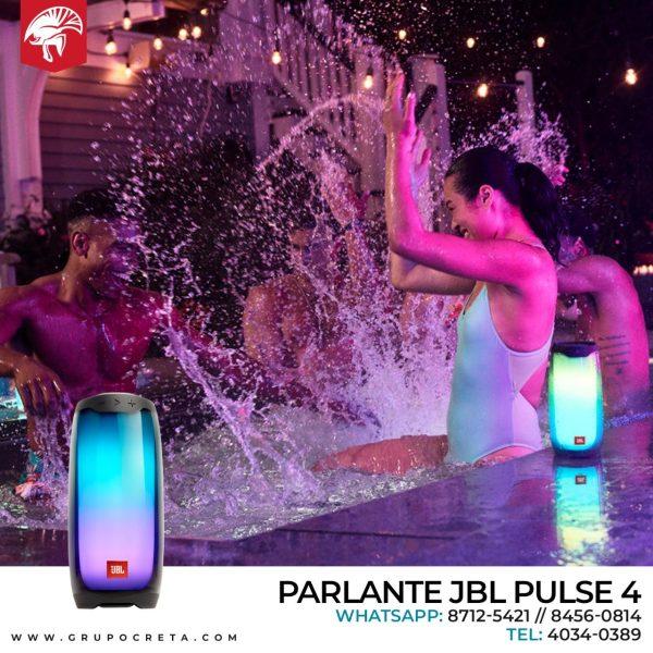 Parlante JBL Pulse 4 Creta Gaming