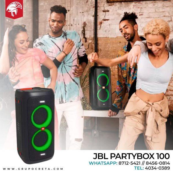 JBL PARTYBOX 100 Creta Gaming