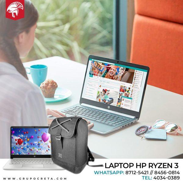 Laptop HP 14 dk0024wm AMD RYZEN 3 3200U
