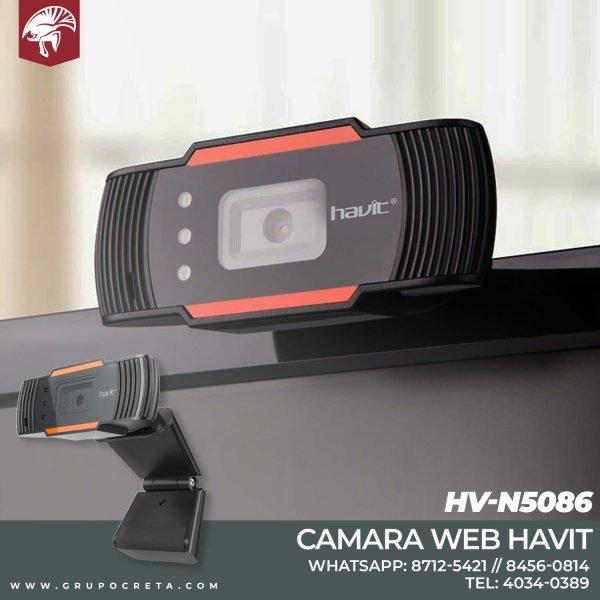 camara Web HV-N5086 Creta Gaming