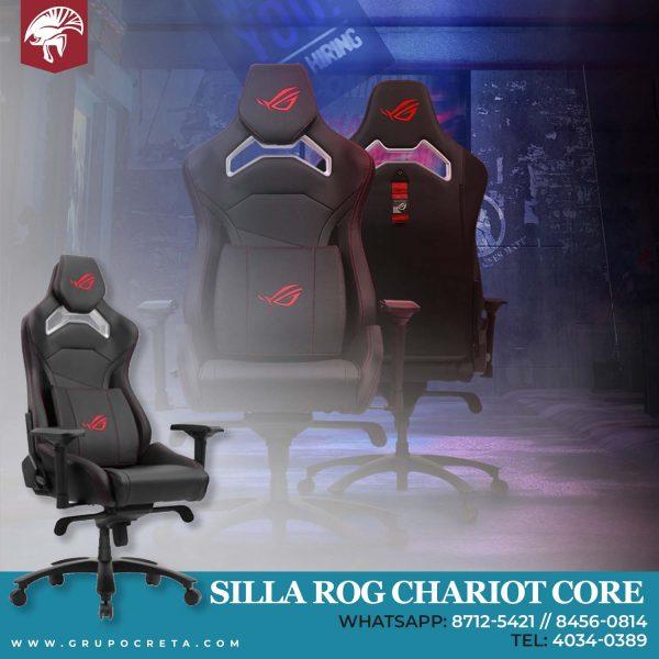 silla asus rog chariot core Creta Gaming