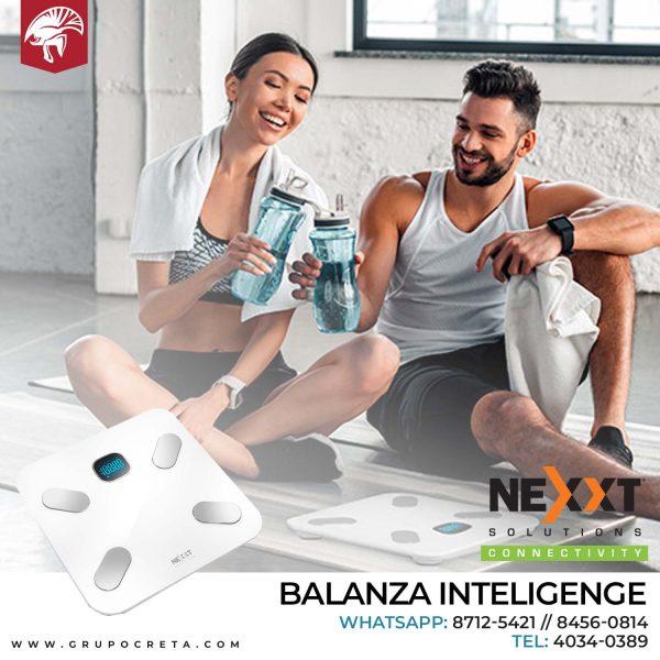 Balanza inteligente Nexxt Creta