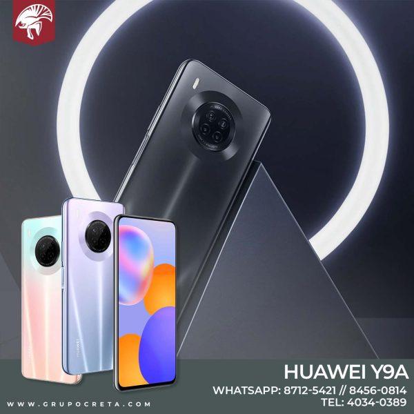Huawei y9a Creta Gaming