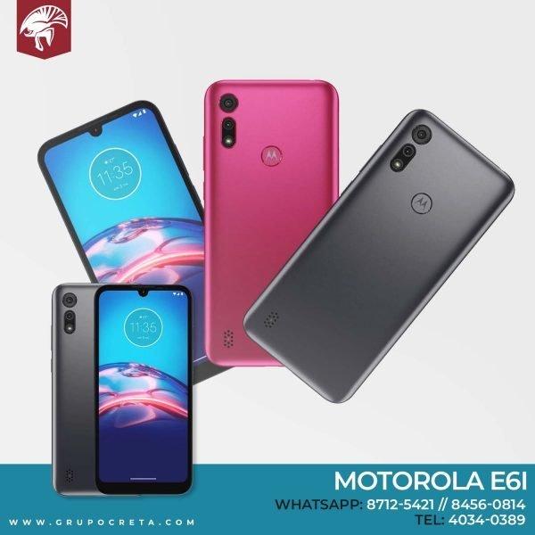 Motorola E6i Creta Gaming