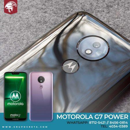 Motorola g7 power Creta Gaming