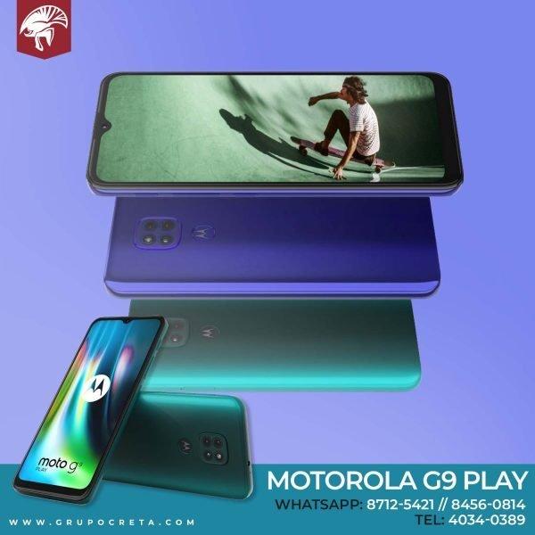 Motorola g9 play Creta Gaming