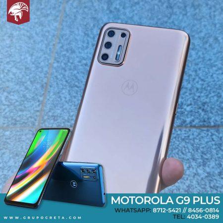 Motorola g9 plus Creta Gaming