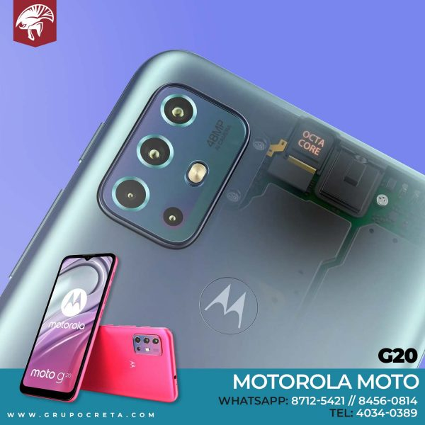 Motorola moto g20 Creta Gaming