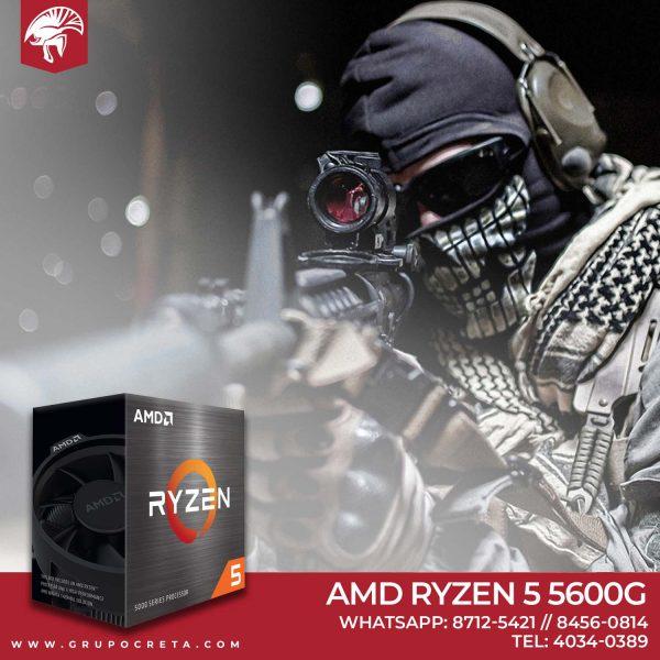 Procesador AMD Ryzen 5 5600 G