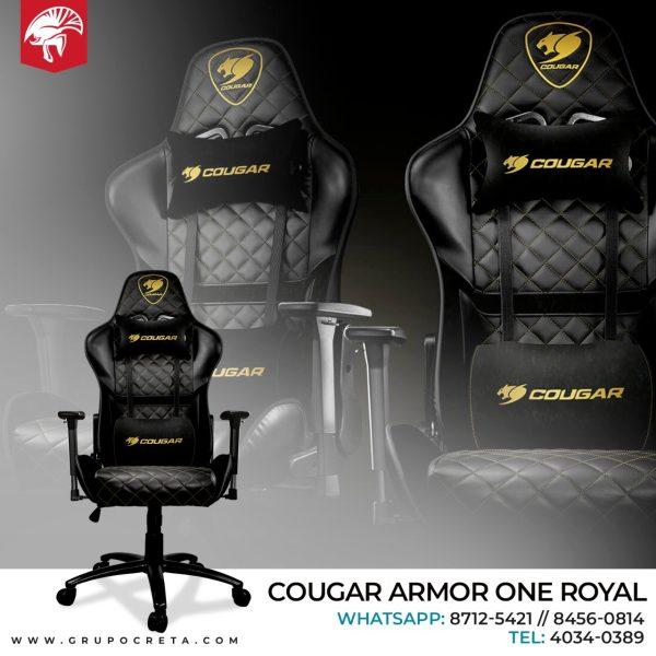 Silla Cougar Armor One Royal Creta Gaming