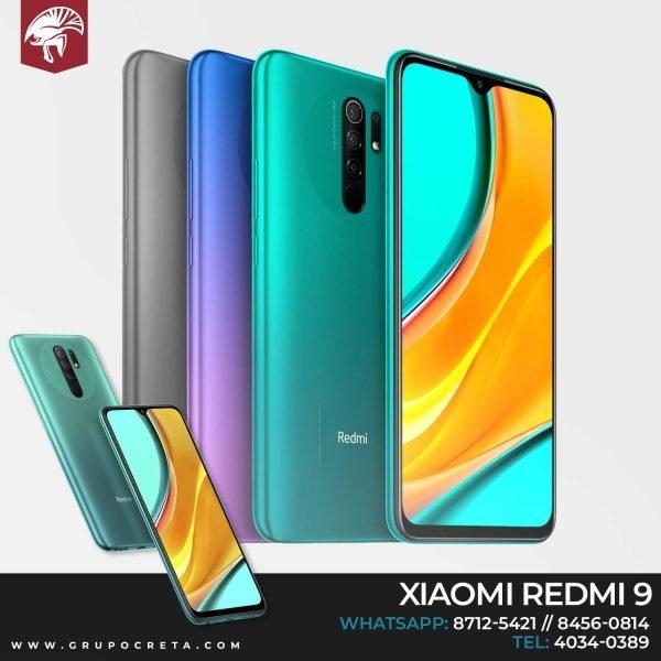 Xiaomi redmi 9 Creta Gaming