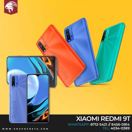 Xiaomi redmi 9T Creta Gaming