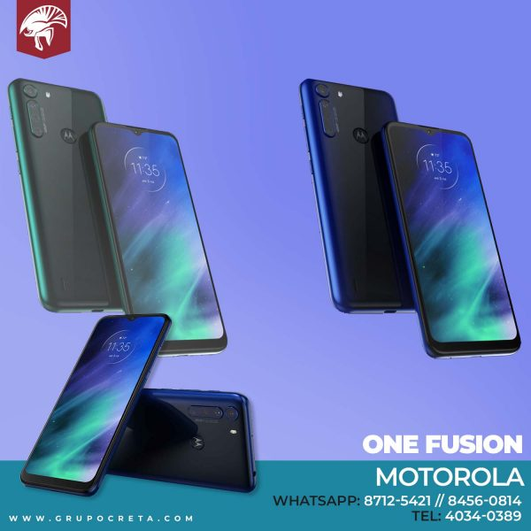 motorola one fusion Creta Gaming