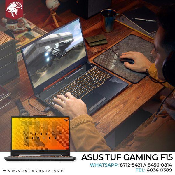 ASUS TUF Gaming F15 Creta Gaming