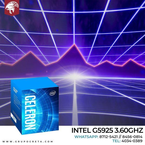 INTEL G5925 3.60GHZ Creta Gaming