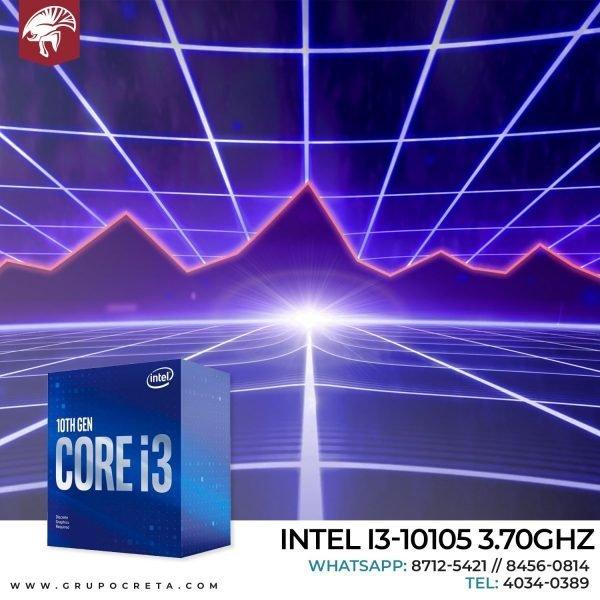 INTEL I3-10105 3.70GHZ Creta Gaming