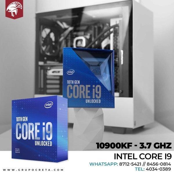 Intel Core i9 10900KF - 3.7 GHz - 10 núcleos Creta Gaming
