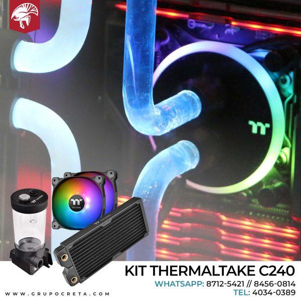 Kit Thermaltake Pacific C240 ¢310000 Creta Gaming