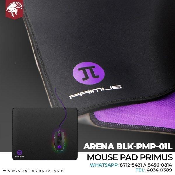 Primus Mouse pad - Arena Blk-PMP-01L Creta Gaming