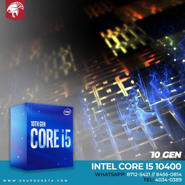 Intel Core i5 10400 Creta Gaming